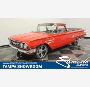 1960 Chevrolet El Camino for sale 101093226