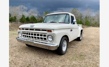 1965 Ford F100 2WD Regular Cab for sale 101093463