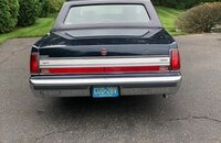 1987 Lincoln Town Car Signature for sale 101093469