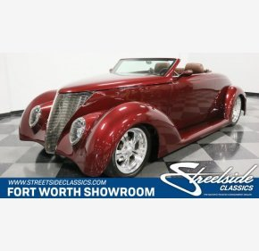 1937 Ford Other Ford Models for sale 101093532