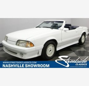 1987 Ford Mustang LX V8 Coupe for sale 101093755