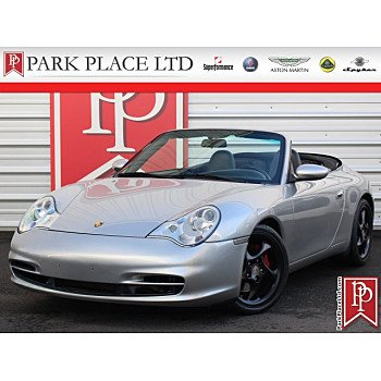 2002 Porsche 911 Cabriolet for sale 101093773