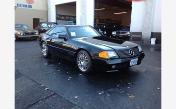 1991 Mercedes-Benz 500SL for sale 101093799
