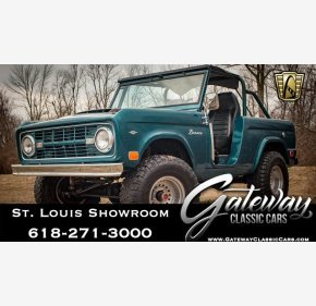 1968 Ford Bronco for sale 101093816
