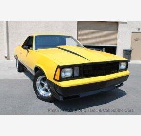 1980 Chevrolet El Camino for sale 101093833