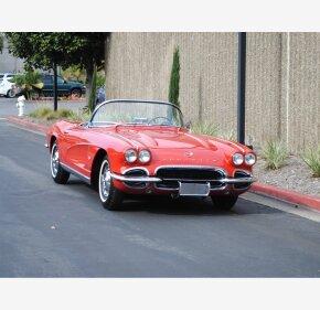 1962 Chevrolet Corvette for sale 101093894