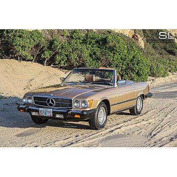 1980 Mercedes-Benz 450SL for sale 101093980