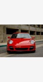 2007 Porsche 911 Turbo Coupe for sale 101094225