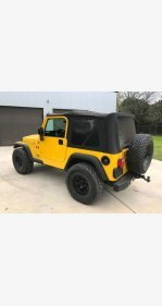 2006 Jeep Wrangler 4WD X for sale 101094383