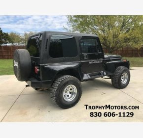 1993 Jeep Wrangler 4WD Renegade for sale 101094397