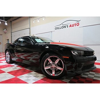 2015 Chevrolet Camaro LT Coupe for sale 101094555