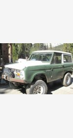 1971 Ford Bronco for sale 101094761