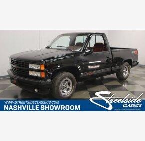 1992 Chevrolet Silverado 1500 2WD Regular Cab 454 SS for sale 101094768
