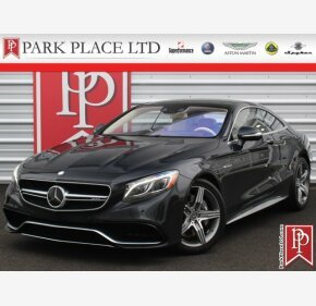2015 Mercedes-Benz S63 AMG 4MATIC Coupe for sale 101094779