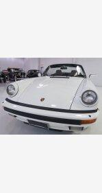 1986 Porsche 911 Carrera Cabriolet for sale 101094873