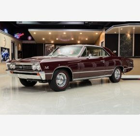 1967 Chevrolet Chevelle SS for sale 101094919