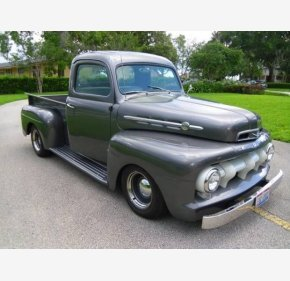 1952 Ford F1 for sale 101095065