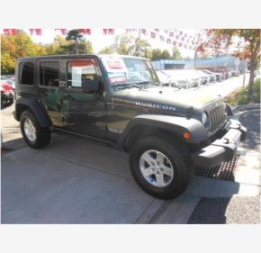 2007 Jeep Wrangler 4WD Unlimited Rubicon for sale 101095099