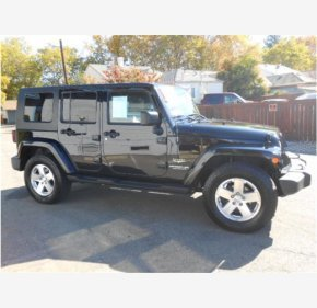2008 Jeep Wrangler 4WD Unlimited Sahara for sale 101095105
