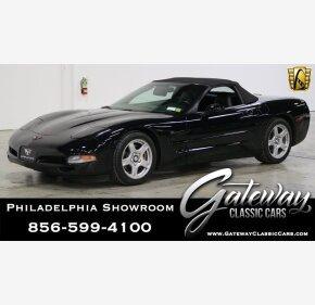 1998 Chevrolet Corvette Convertible for sale 101095198