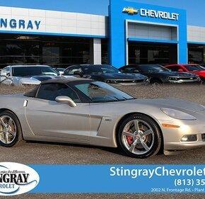 2008 Chevrolet Corvette Convertible for sale 101095293