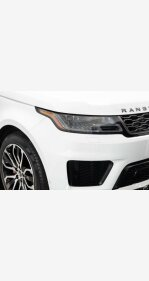 2019 Land Rover Range Rover Sport Supercharged for sale 101095625