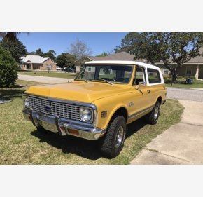 1971 Chevrolet Blazer 4WD 2-Door for sale 101095685