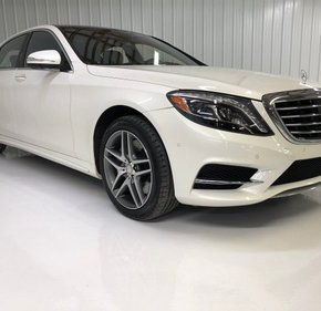 2015 Mercedes-Benz S550 4MATIC Sedan for sale 101095696