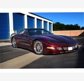 2002 Chevrolet Corvette Z06 Coupe for sale 101095725