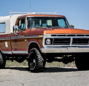 1976 Ford F250 4x4 Regular Cab for sale 101095748