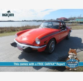 1979 Triumph Spitfire for sale 101095861