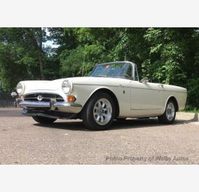 1966 Sunbeam Tiger for sale 101095878