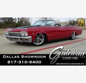 1965 Chevrolet Impala for sale 101095883