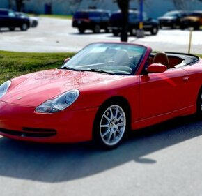 2001 Porsche 911 Cabriolet for sale 101095918