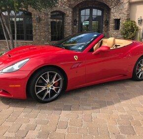 2010 Ferrari California for sale 101095945