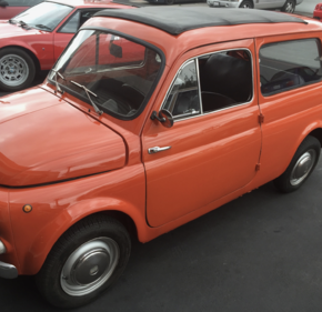 1972 FIAT 500 for sale 101095970