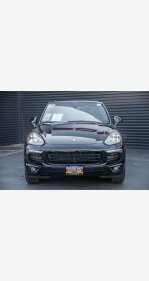 2017 Porsche Cayenne S for sale 101095987