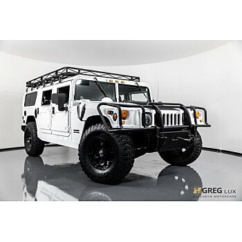 1999 Hummer H1 4-Door Wagon for sale 101096190