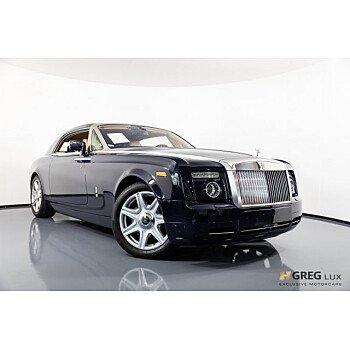 2009 Rolls-Royce Phantom Coupe for sale 101096196