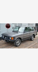 1990 Land Rover Range Rover for sale 101096231