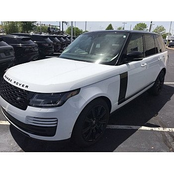 2019 Land Rover Range Rover HSE for sale 101096245
