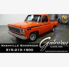 1973 Chevrolet C/K Truck Classics for Sale - Classics on Autotrader