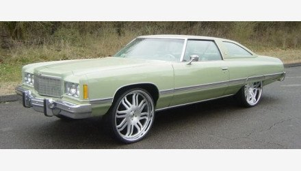 1974 Chevrolet Caprice for sale 101096304