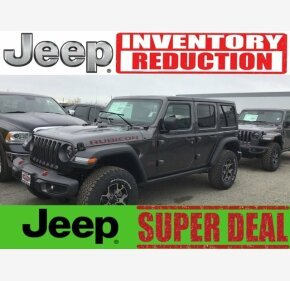 2019 Jeep Wrangler for sale 101096316