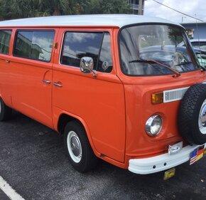 1973 Volkswagen Vans for sale 101096326