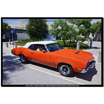 1972 Buick Gran Sport for sale 101096637