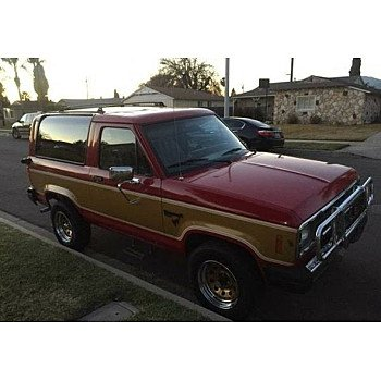 1984 Ford Bronco II for sale 101096899