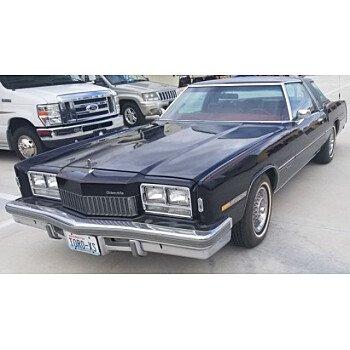 1978 Oldsmobile Toronado for sale 101097421