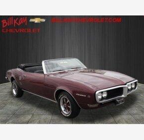 1968 Pontiac Firebird for sale 101097425