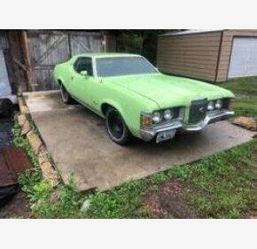 1971 Mercury Cougar for sale 101097626